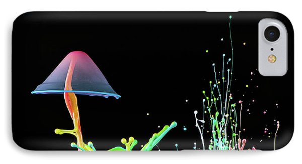 Symphony Of Colors IPhone Case