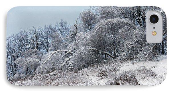 Syracuse Ice Storm IPhone Case