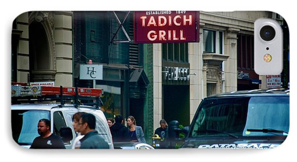 Tadich Grill IPhone Case