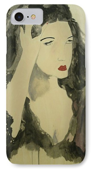 Tairrie IPhone Case