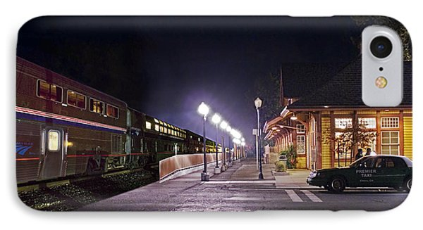 Take A Ride On Amtrak IPhone Case