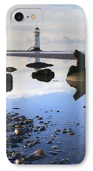 Talacer Abandoned Lighthouse IPhone Case