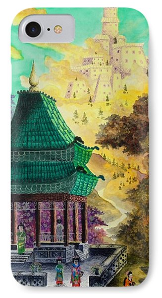 Tales Of Asia IPhone Case