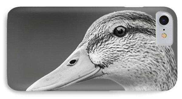 Talk Like A Duck IPhone Case