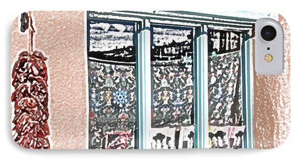 Taos Window IPhone Case