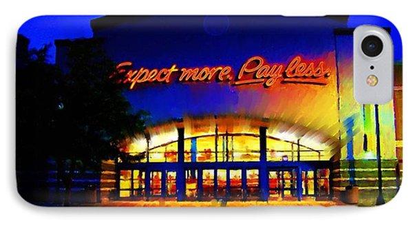 Target Super Store C IPhone Case