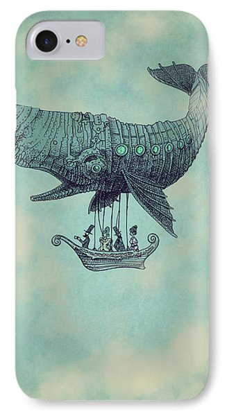 Fantasy iPhone 8 Case - Tea At Two Thousand Feet by Eric Fan
