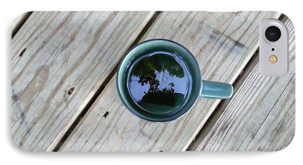 Tea Leaves IPhone Case