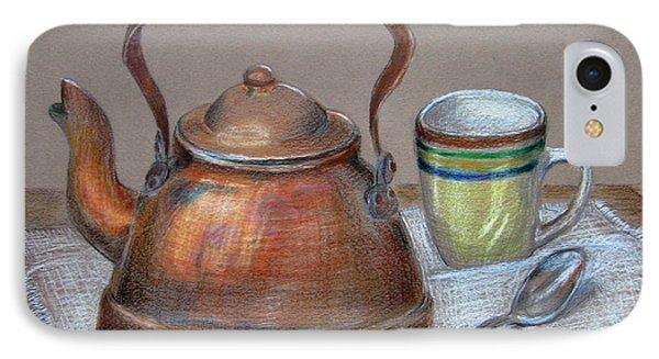 Tea Pot IPhone Case