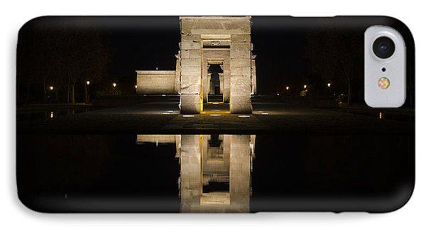 Templo De Debod II IPhone Case