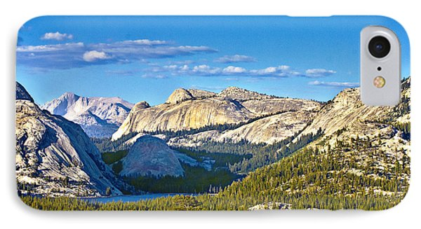 Tenaya Lake From Olmsted Point In Evening IPhone Case