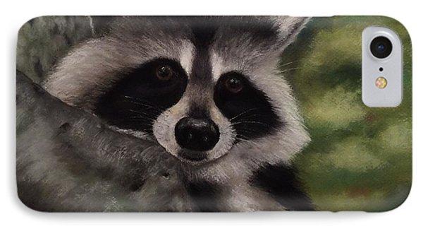 Tennessee Wildlife - Raccoon IPhone Case