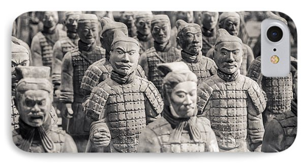 Terracotta Army IPhone Case