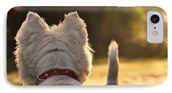 Terrier IPhone Case