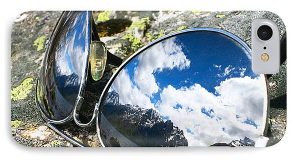 Teton Reflections IPhone Case