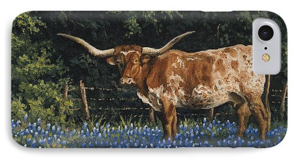 Texas Traditions IPhone Case
