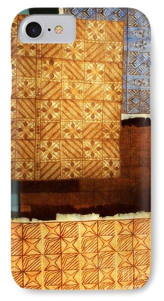 Textile1 IPhone Case