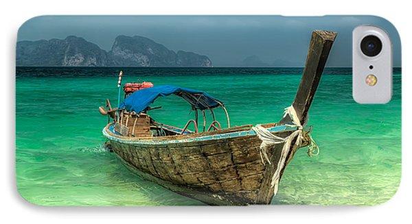 Thai Boat  IPhone Case