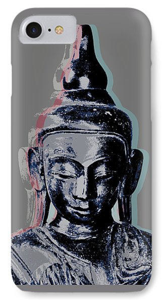 Thai Buddha #2 IPhone Case
