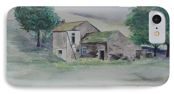 The Abandoned House IPhone Case