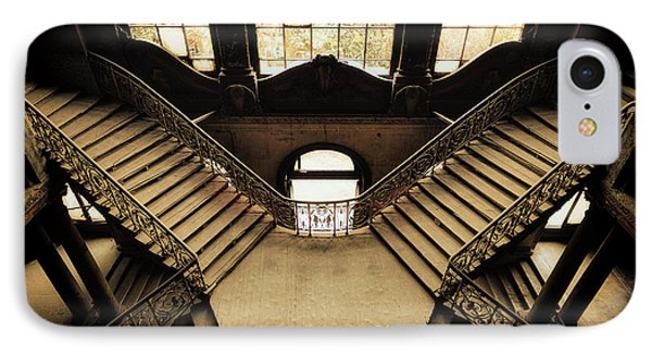 Egyptian iPhone 8 Case - The Abandoned Palace by Ahmed Abdulazim