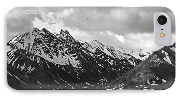 The Alaskan Range IPhone Case