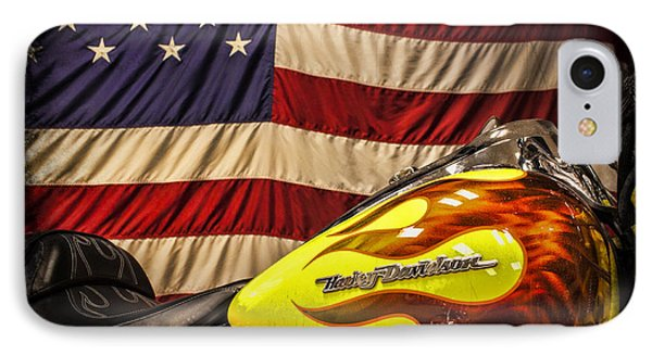 The American Ride IPhone Case