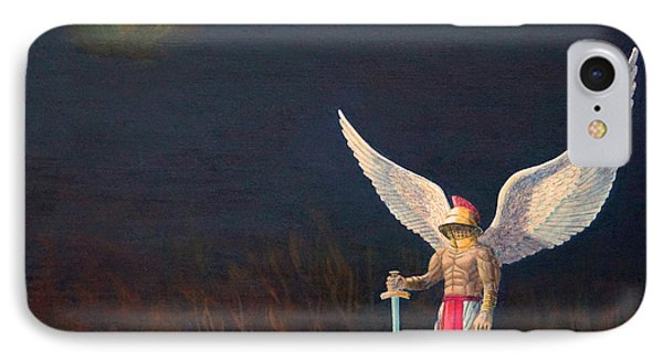 The Anointing Of St Michael IPhone Case