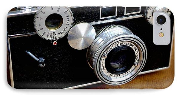 The Argus C3 Lunchbox Camera IPhone Case