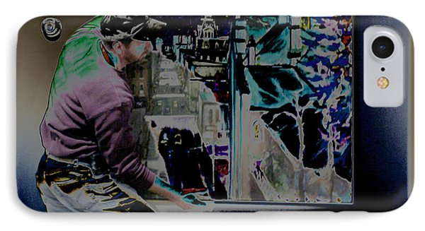 The Artist Paul Emory IPhone Case