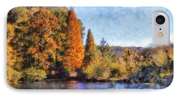 The Bald Cypress IPhone Case