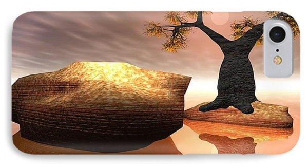 The Baobab Tree IPhone Case