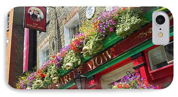The Barley Mow IPhone Case