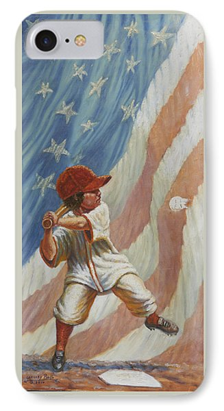 The Batter IPhone Case
