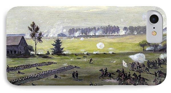 the Battle of Gettysburg IPhone Case