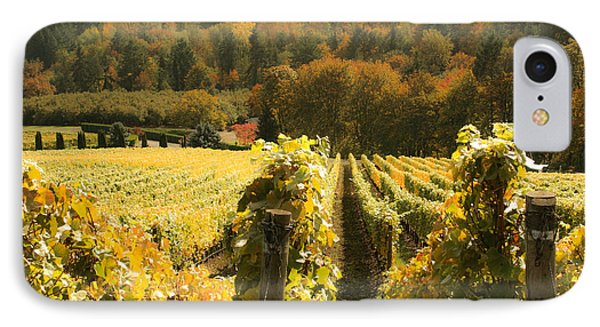 The Beautiful Willamette Valley IPhone Case