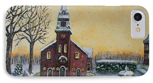 The Bells Of St. Mary's IPhone Case