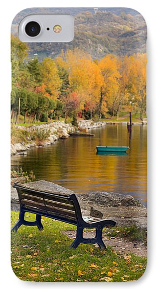 The Bench IPhone Case