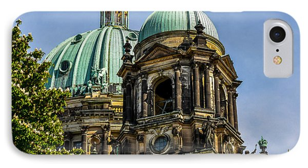 The Berlin Dome IPhone Case
