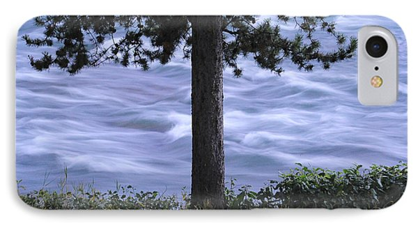 The Bulkley River IPhone Case