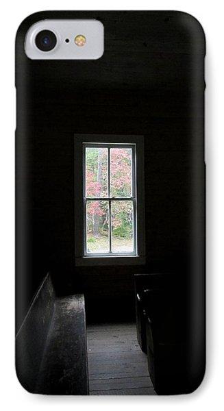 The Church Window IPhone Case