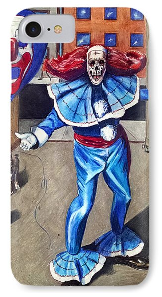 The Circus Is Coming To Town IPhone Case