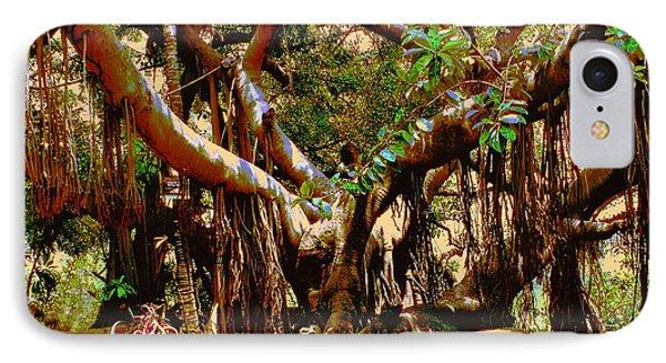 The Climbing Tree IPhone Case