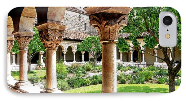 The Cloisters IPhone Case