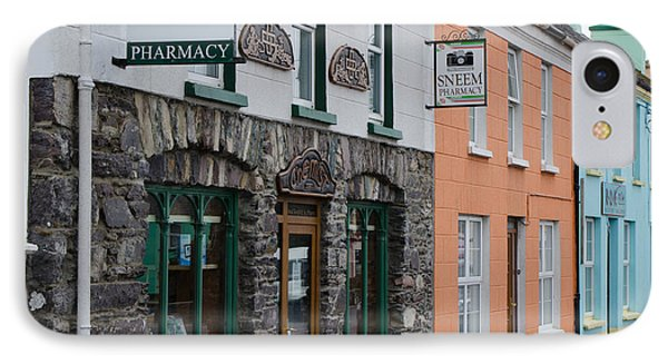 The Colors Of Sneem IPhone Case