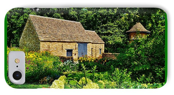 The Cotswald Barn And Dovecove IPhone Case