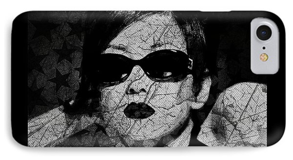 The Cracked Facade IPhone Case