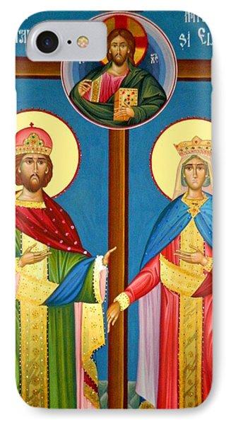 The Cross Icon IPhone Case