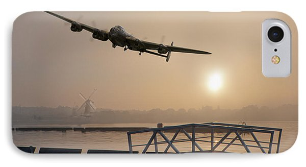 The Dambusters - Last One Home IPhone Case