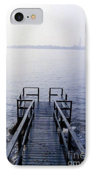 The Dock In The Bay IPhone Case